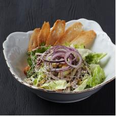 Салат с язычком