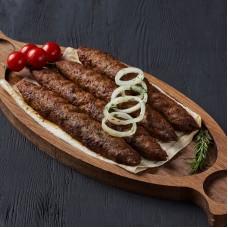Люля-кебаб из телятины-свинины